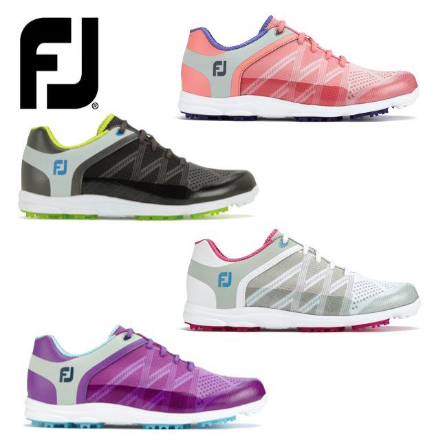 buy popular ab0f7 841f2 FootJoy Women's FJ Sport SL Golf Shoes - SALE