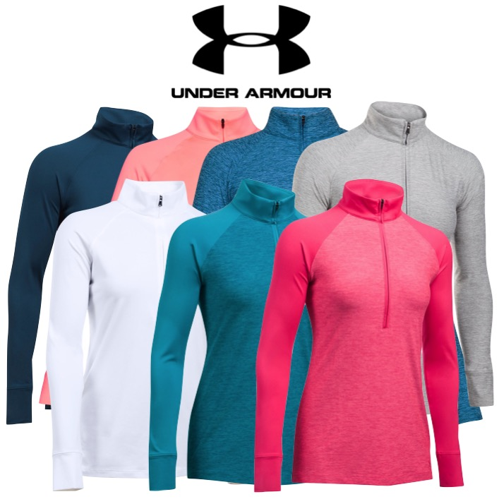 Under Armour Womens Zinger 14 Zip Golf Pullover Special Offer