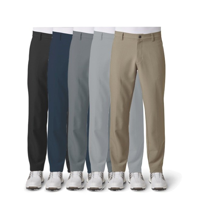 f7be710876a adidas Ultimate 365 3-Stripe Tapered Golf Trouser - SALE