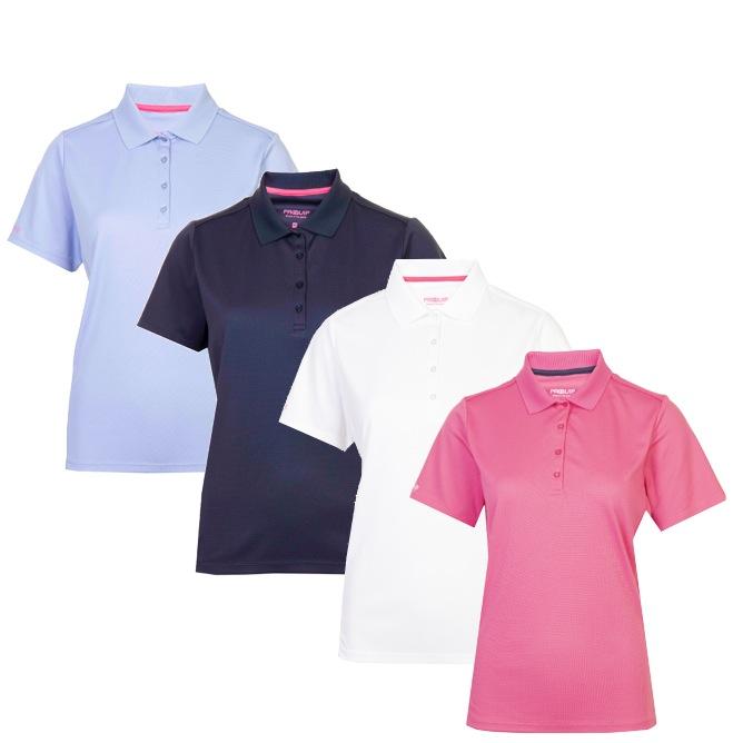 ProQuip Carly Ladies Golf Polo Shirt