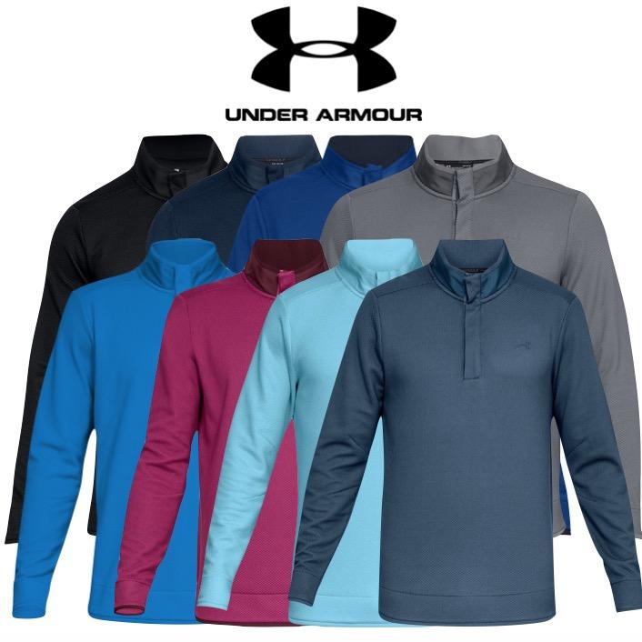 blue under armour sweatshirt