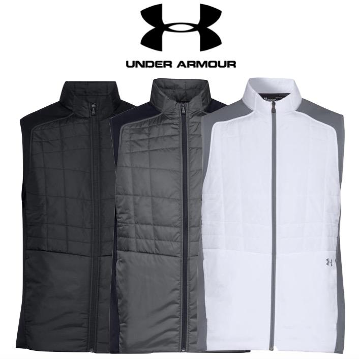 a0cb09b02 Under Armour Mens Storm Insulated Golf Vest