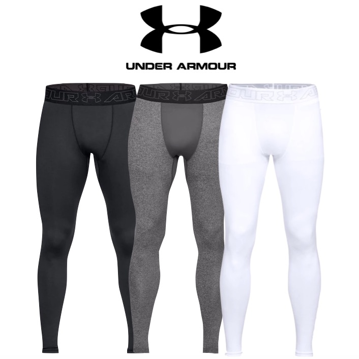 2a09340fde Under Armour Mens CG Base Layer Golf Leggings