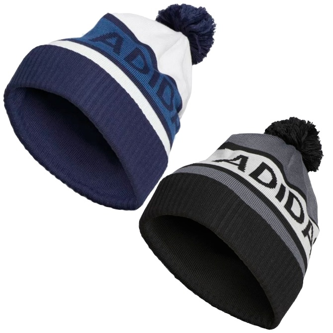 34b6babf5ccaf0 adidas Pom Pom Beanie Hat - New