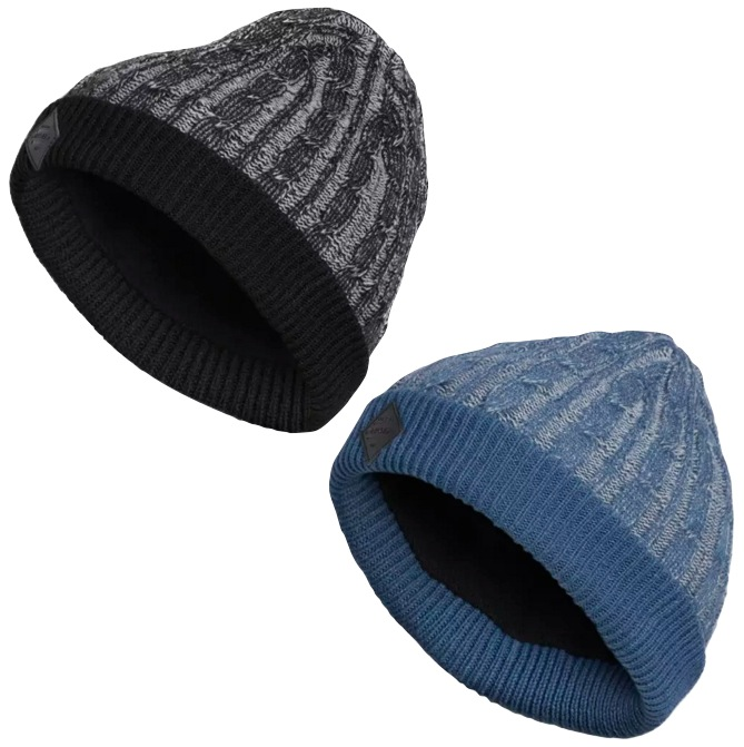 ae055760 adidas Cable Knit Beanie Hat - New