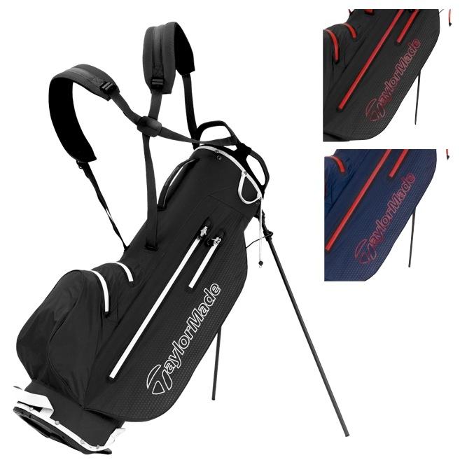 6fff6c8c9cfb TaylorMade LiteTech Waterproof Golf Stand Bag - FREE Balls