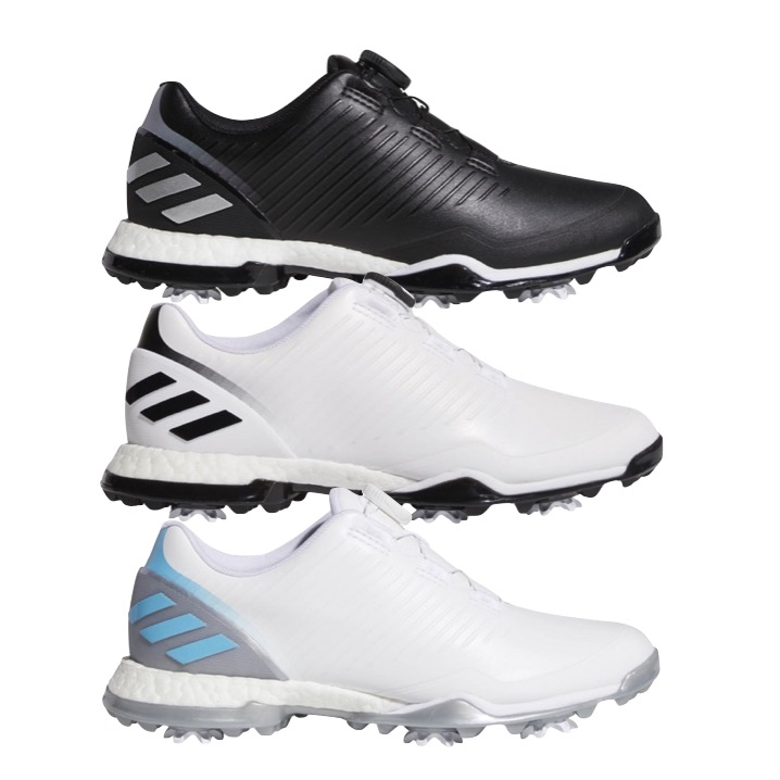 newest 24985 334f3 adipower 4orged Boa Womens Golf Shoes