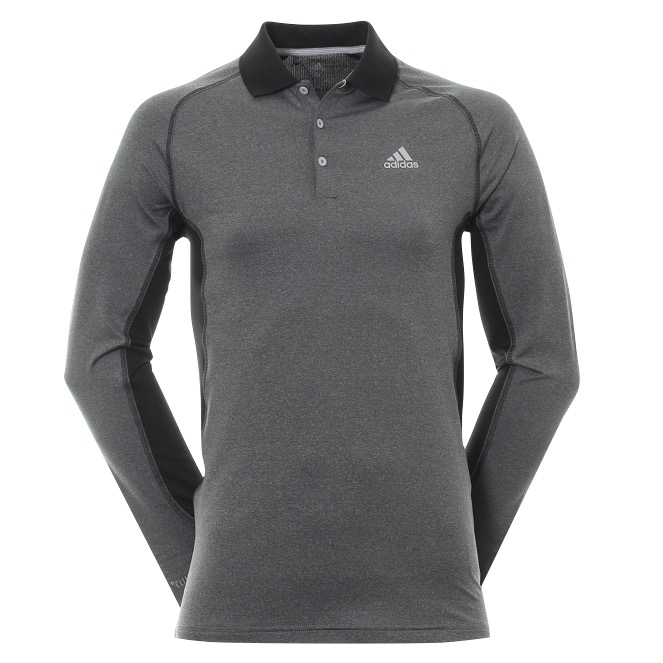 999bbbac adidas Mens Ultimate 365 Climacool Long Sleeve Solid Shirt