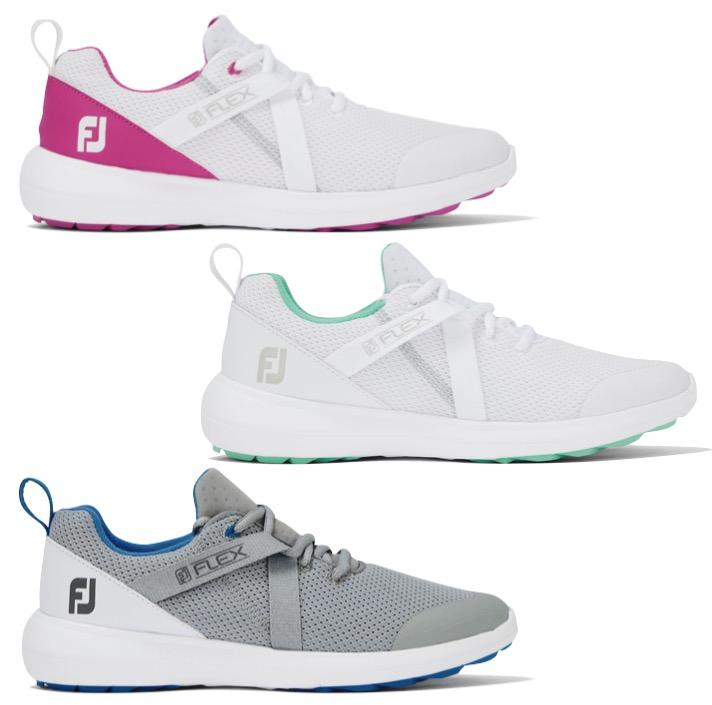 FootJoy FJ Flex Womens Golf Shoes - New