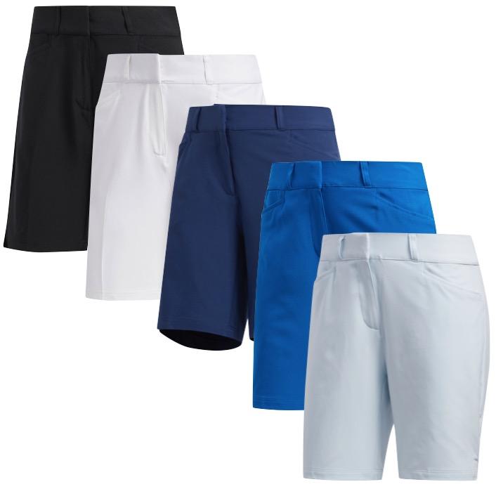 oficial brillo de color venta de descuento adidas Ladies 7 Inch Golf Short