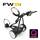 Powakaddy FW3i Electric Golf Trolley 18 Hole Lithium