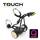 Powakaddy Touch Extended Range Lithium Golf Trolley