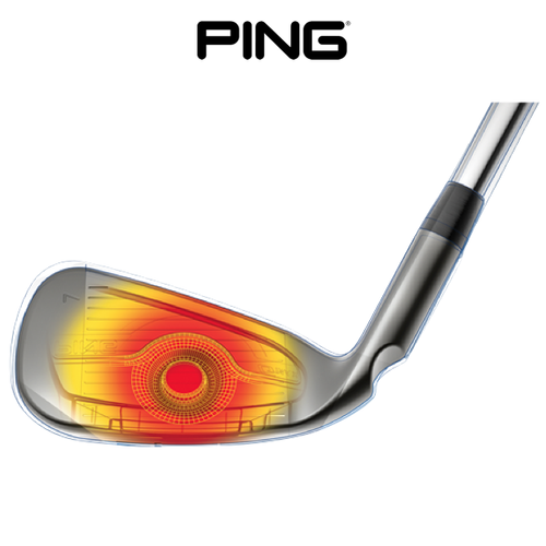 Ping Gmax Graphite Irons Only 163 599 00