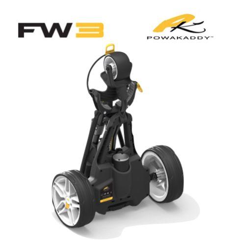 Powakaddy FW3 Electric Golf Trolley 18 Hole Lead Acid SALE