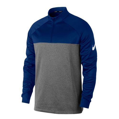 bc64d2245 Nike Mens Therma Golf Top (854498) New. Therma Golf Top. enlarge ·  Navy/Grey/White ...