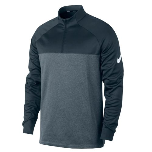 56f06da4f Nike Mens Therma Golf Top (854498) New. Therma Golf Top. enlarge ·  Navy/Grey/White Navy/Heather/White ...
