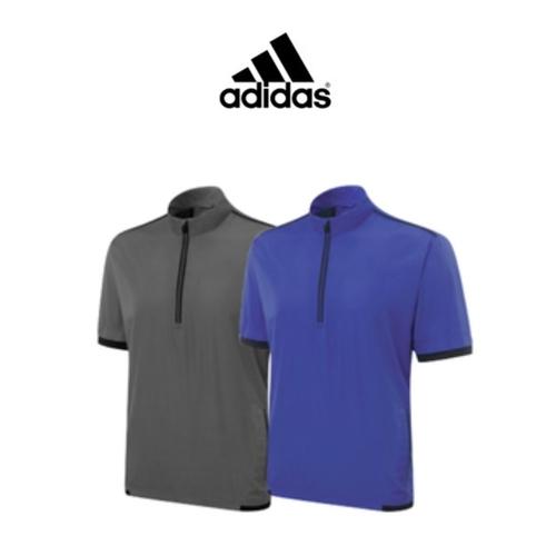 3c114df7155930 adidas Mens ClimaProof Stretch Wind Golf Shirt - SALE. ClimaProof Stretch  Wind Shirt. enlarge