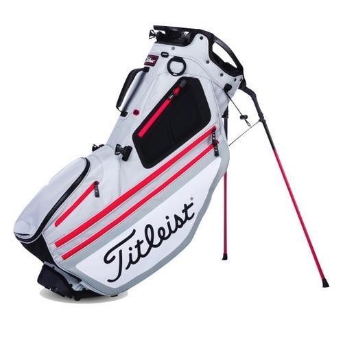 Titleist Hybrid 14 Golf Stand Bag + FREE Balls