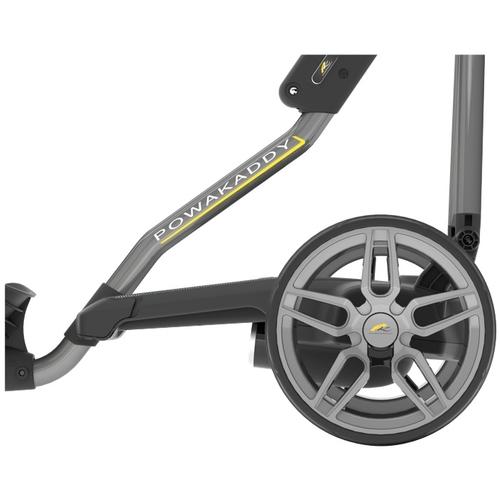 Powakaddy 2019 FW7s Electric Golf Trolley 18 Hole Lithium