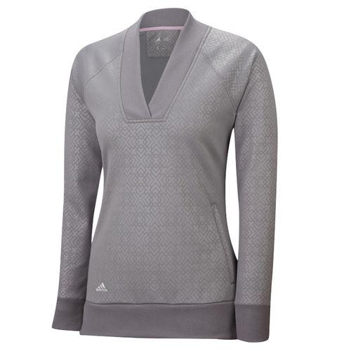 Adidas Women's Advance Wind Fleece Golf Pullover NEW 2015.