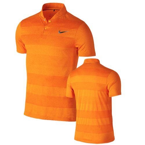 ffc8fce8c Nike MM Fly Swing Knit Stripe Golf Polo (799107) Only £27.50