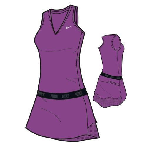 c1519ba171de Nike Ladies Ace Sleeveless Golf Dress 2016 (725499). Ladies Ace Sleeveless Golf  Dress