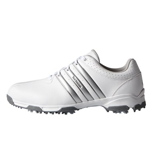 online store d1cd1 4742d Mens 360 Traxion WD Golf Shoes. enlarge · White Silver Metallic ...