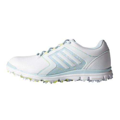 41e935c5528a Adidas Adistar Tour Womens Golf Shoes. Adistar Tour Womens Golf Shoes.  enlarge · White Soft Blue Sunny Lime White Matte Silver Raspberry Rose ...