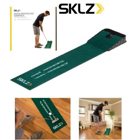 Sklz Accelerator Pro Putting Mat Compact