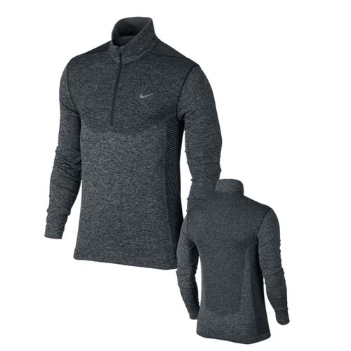 ce3617fba52f Dri-Fit Knit Half Zip Golf Top. enlarge · Black Anthracite Flat Silver ...