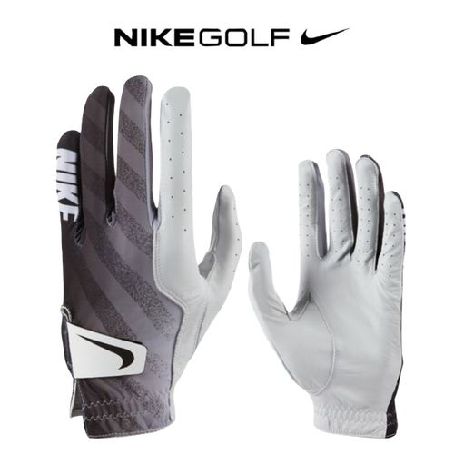 Nike Gloves Sale: Nike Men's Tech Golf Glove White/Black/Black