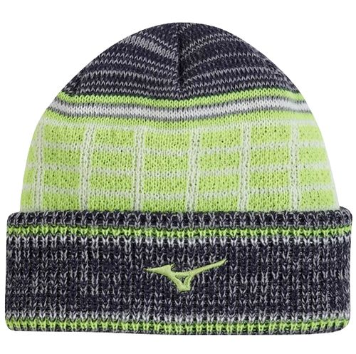 c0aa283f44c Mizuno Breath Thermo Beanie Hat. enlarge · Black White. Authorised Seller.  Chilli Pepper Deep Navy