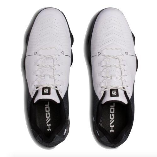 38b79cf1b8eb Under Armour Mens Spieth 2 Golf Shoes-Top ...