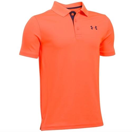 b7ecf0a62 Under Armour Boys Performance Polo Shirt · enlarge · Mako Blue Blue Circuit  Poison Jade Black True Gray Heather Magma Orange