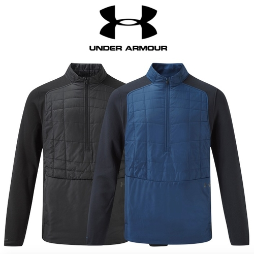09b0fec37b Under Armour Storm Insulated Half Zip Golf Jacket - Special Offer