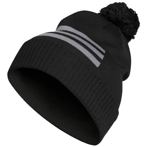 6d9c9c106686fd adidas 3 Stripes Pom Pom Beanie Hat · enlarge. Authorised Seller. Black  Collegiate Navy