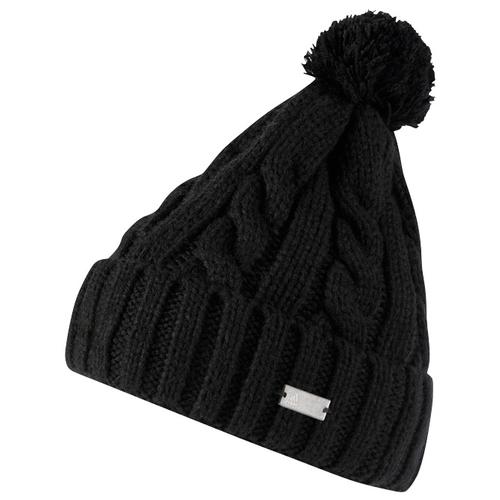 ac84bfec8b2041 adidas Solid Womens Pom Pom Beanie Hat - New