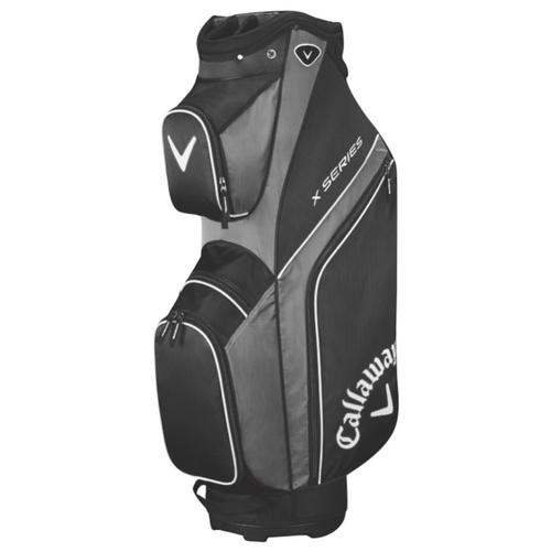 Callaway 2019 X Series Cart Golf Bag + FREE Towel 12f498f14ec8b