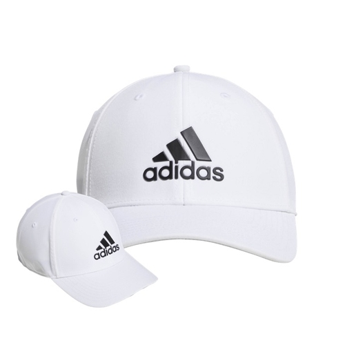 458ea064aefbc adidas A Stretch Badge Of Sport Tour Golf Hat 2019