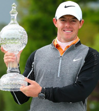 Rory Mcilroy DDF Irish Open Winner.
