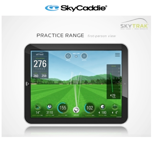 SkyTrack Golf Launch Monitor From SkyCaddie