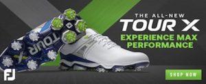 Footjoy Tour X Upper Shoe