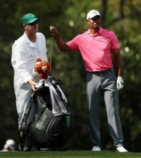 Whats in Tiger Woods Bag