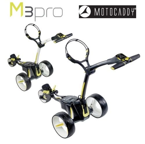 Motocaddy M Series Electric Trollies