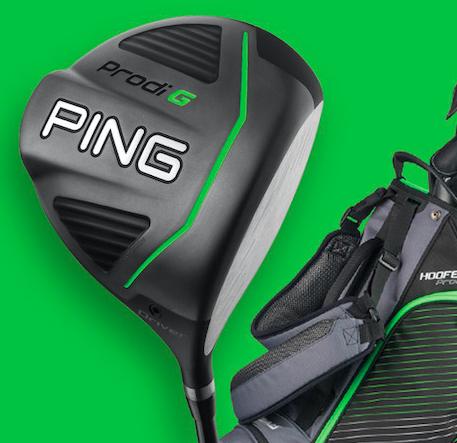 Ping Prodi G Junior Clubs Golf Clubs That Grow When You Grow