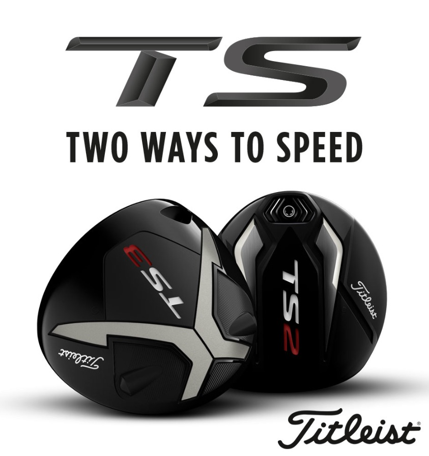 Titleist TS Driver & Fairway Woods