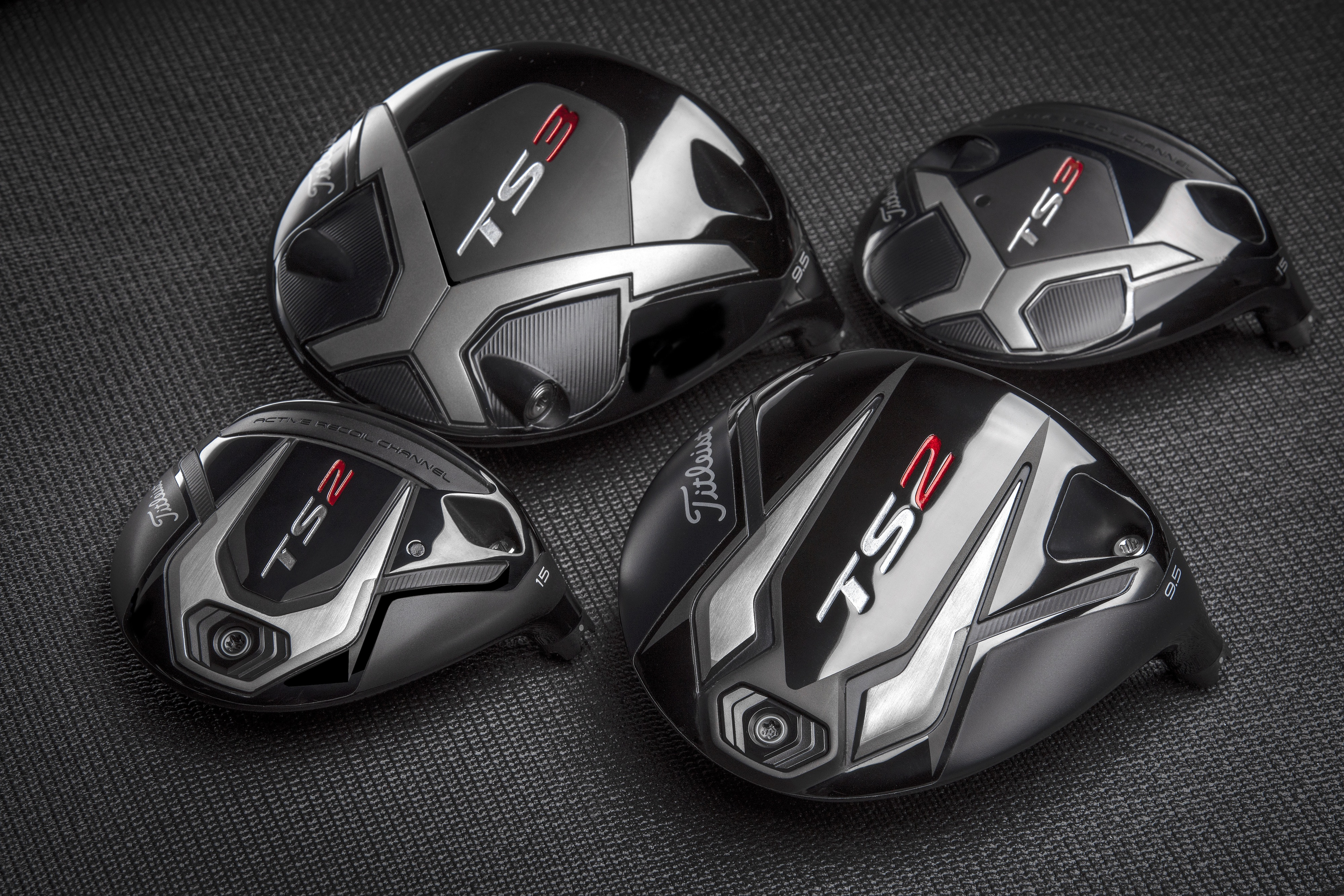 Titleist TS Driver And Fairway Woods Review