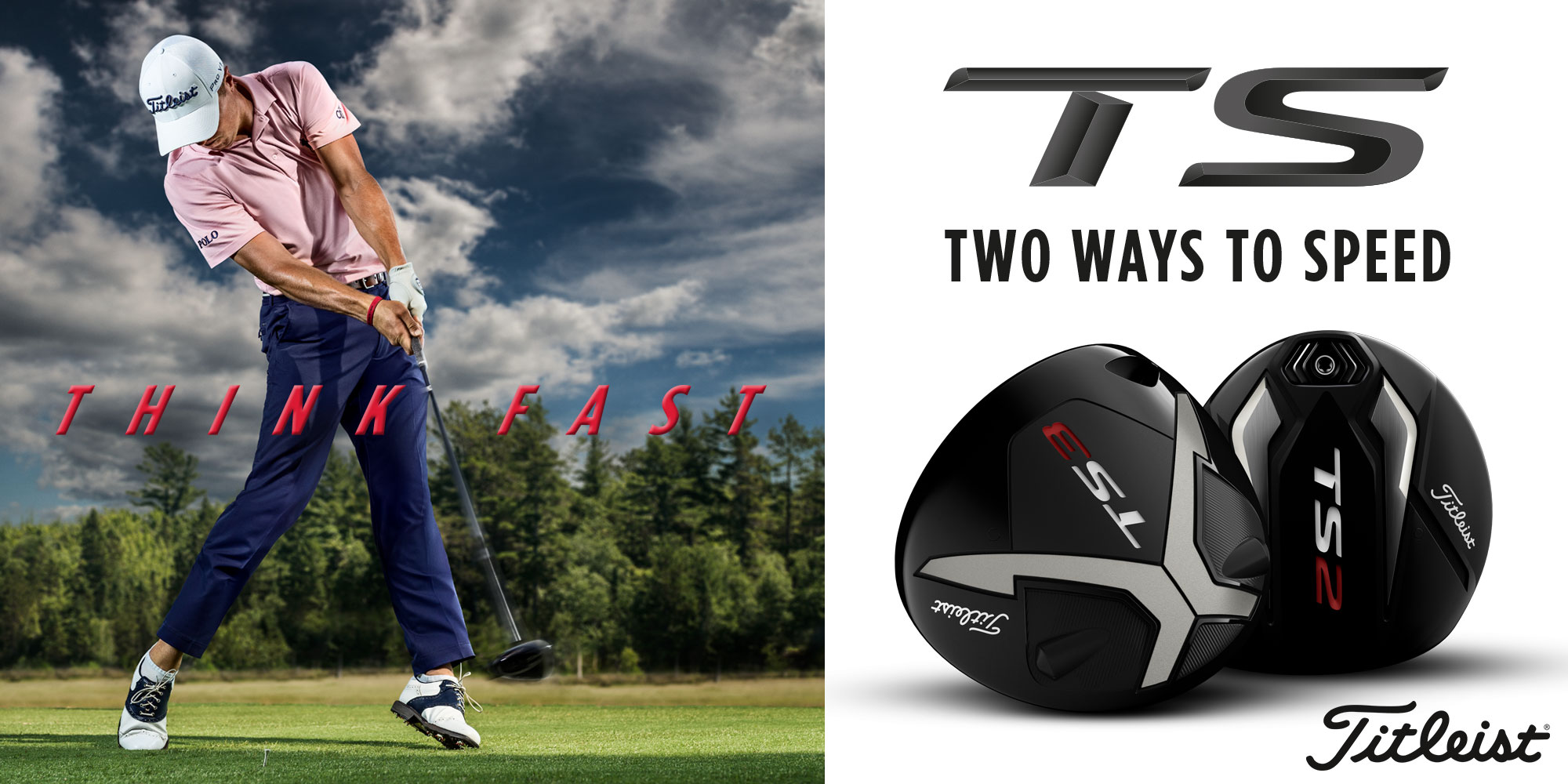 Titleist TS Driver & Fairway Woods - The Golf Shop Online Blog