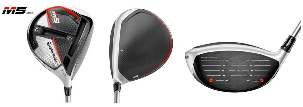 New TaylorMade M5 and M6 Review