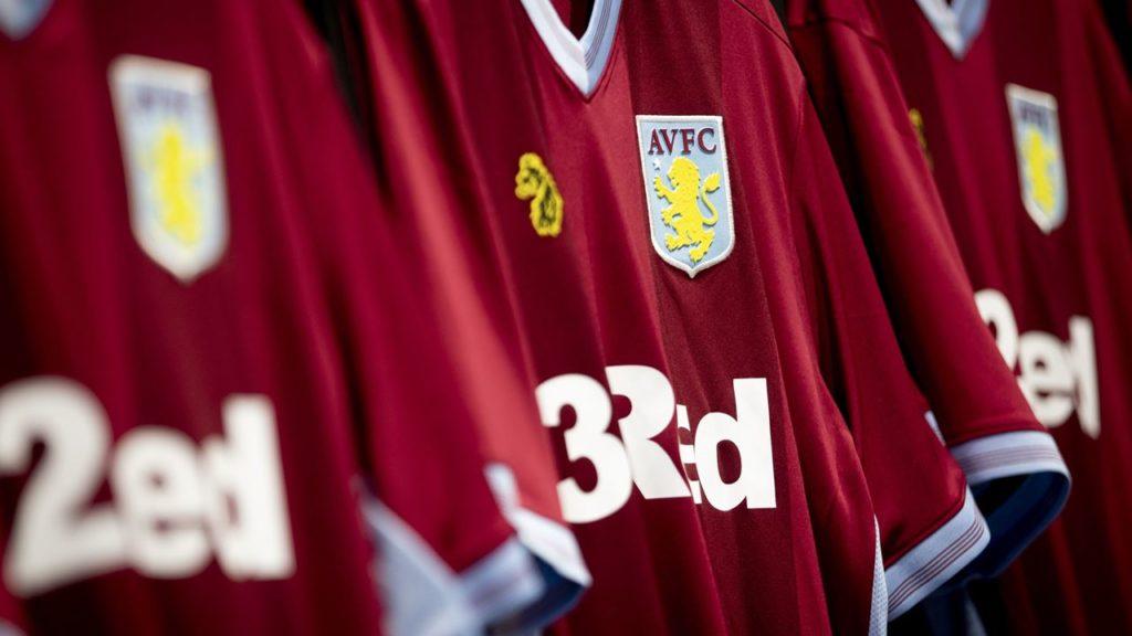Luke Aston Villa 2018/19 Kit